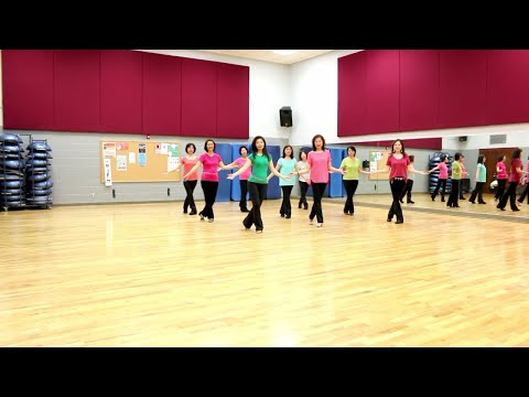 Mood Swing – Line Dance (Dance & Teach in English & 中文)
