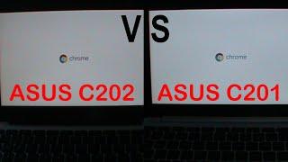 Asus Chromebook Boot Race