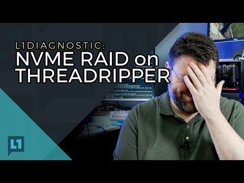 Infosec on the Threadripper NVMe Drivers, a Level1 Diagnostic