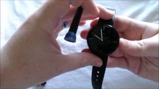 How to replace your Moto 360 band with one from a Pebble Steel Thumbnail