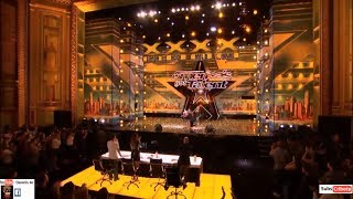 All Goldens Buzzers TOP 4 Golden Buzzers  America's Got Talent 2017 Sub español