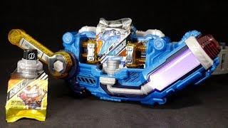 仮面ライダービルド 仮面ライダークローズチャージ 仮面ライダーグリス 変身ベルト DXスクラッシュドライバー Kamen Rider Build DX Squash Driver