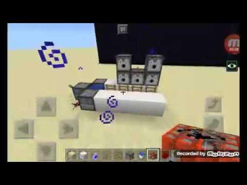 comment faire un canon a tnt pressi et puissant sur minecraft youtube. Black Bedroom Furniture Sets. Home Design Ideas