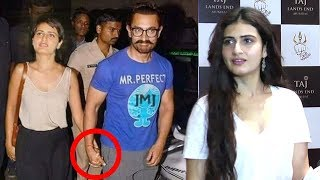 Dangal Actress Fatima Sana Shaikh On Having Affair With Aamir Khan Controversy