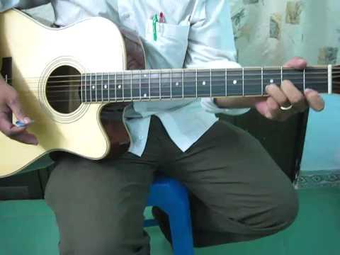 Đệm hát guitar Điệu Waltz hay Valse Bài học 1