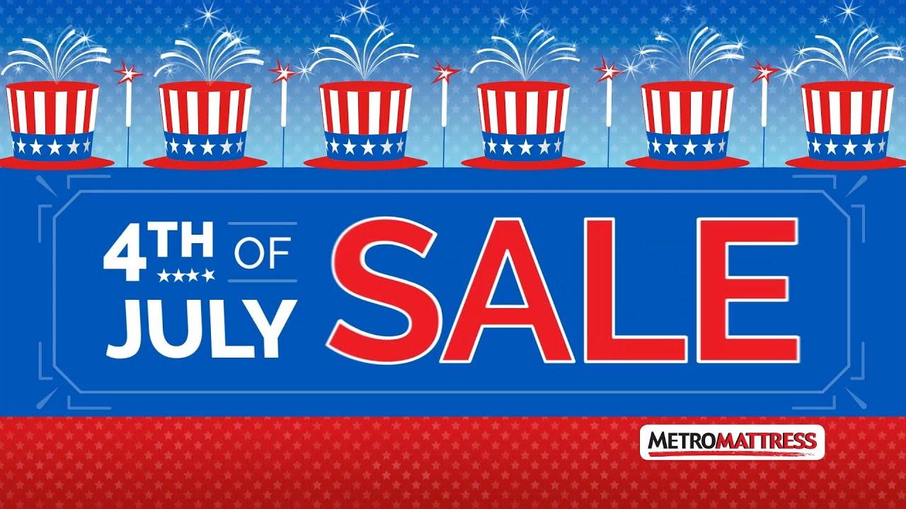 "Metro Mattress ""4th of July 2016"""
