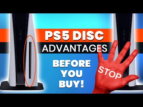 PlayStation 5 (PS5) Disc Advantages vs Digital Edition - Pros to Consider Before Buying
