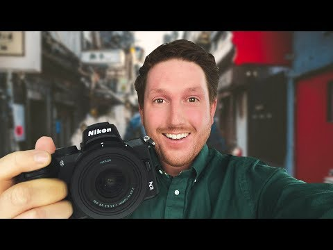 Nikon Z50 Street Photography in Japan (Vlog 2/14)