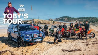 Beachport to Robe - Beach Tracks, Hill Climbs & Cray Fishing with Toby Price | Toby's Tour 2021 EP1