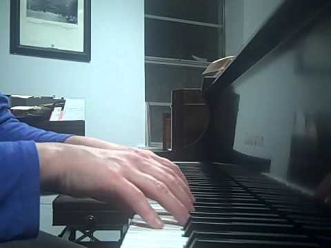 A Harmonic Minor, Age 9