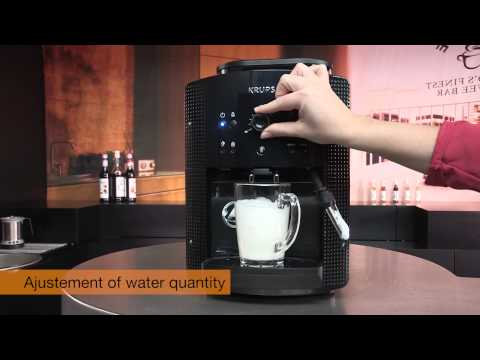 KRUPS EA8108 Cappuccino