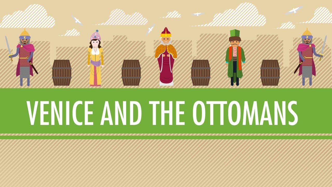 Fall Cartoon Wallpaper Venice And The Ottoman Empire Crash Course World History