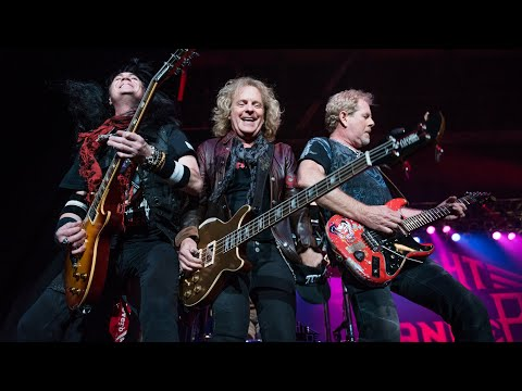 Night Ranger  When You Close Your Eyes & Don't Tell Me You Love Me mp3