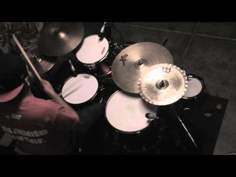 New Wine - El shaddai - Drum cover