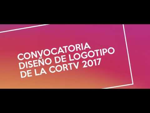 CONVOCATORIA DISEÑO DE LOGOTIPO DE LA  CORTV