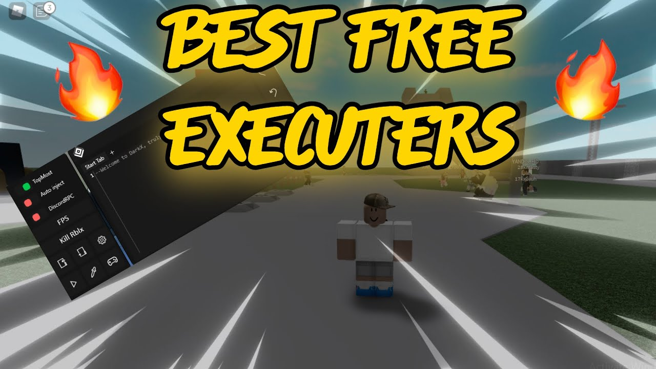 Download *BEST* FREE EXECUTERS/EXPLOITS | KEYLESS AND LEVEL 7 🔥🔥🔥