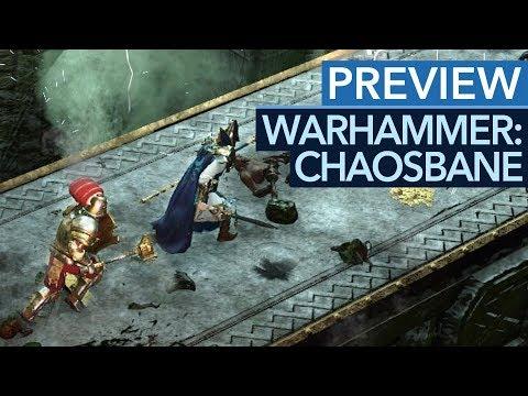 Diablo Mit Warhammer-Setting - Gameplay-Preview Zu Warhammer: Chaosbane