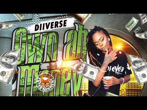 Diiverse - Own Ah Money [Genna Bounce Riddim] October 2017