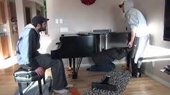 """Baldwin Grand Piano - Model L - 6'3"""" - Delivery & Setup - RPM Piano Moving, Calgary"""