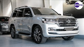 Toyota Land Cruiser 200 EXCALIBUR 2019