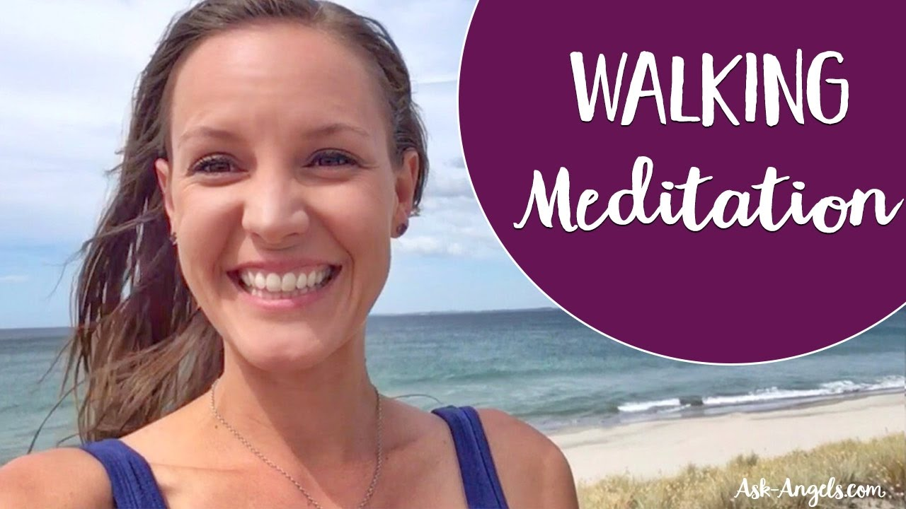 Walking Meditation - The Powerful Meditative Practice of Mindful Walking!
