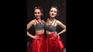 Буги-вуги от шоу-балета Пантера, Иркутск