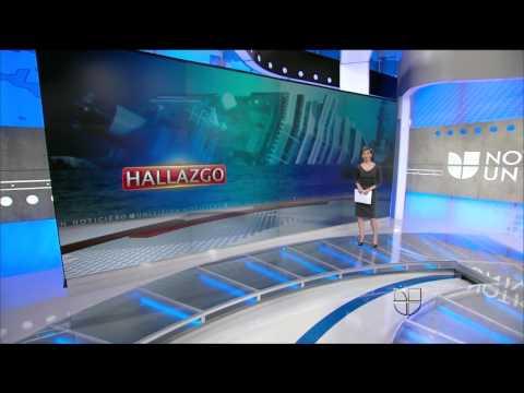 Noticiero Univision Fin De Semana - Montage 1/29/12
