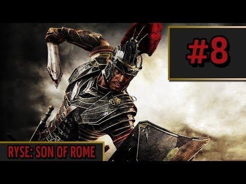 Ryse: Son of Rome Gameplay Walkthrough Part 8 - Boudica