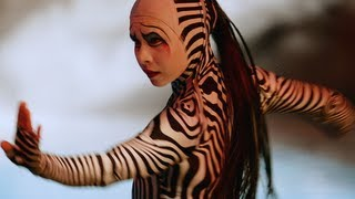 Cirque du Soleil Trailer 2012 Movie - Worlds Away 3D - Official [HD]