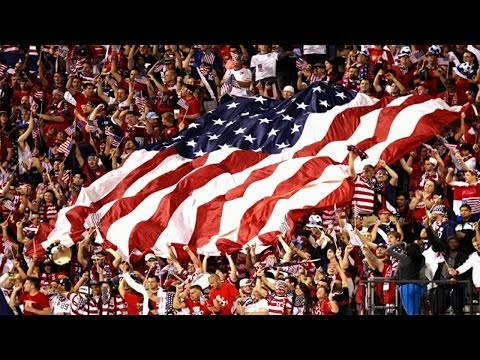 """USA ALL THE WAY: """"2014 FIFA WORLD CUP"""""""