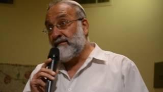 הרב דוד אוסלין ראש ישיבת 'אהבת ישראל' בנתיבות