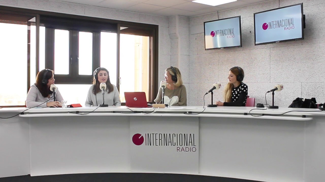 Entrevista a Leire Garmendia en Radio Internacional