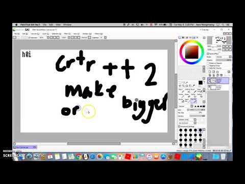 How To Add Text In Paint Tool Sai
