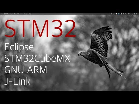 STM32 with Eclipse, STM32Cube, GNU ARM and J-Link. Part 3 - Minimal CMSIS Project