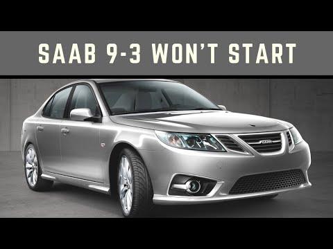 Saab9 Saabwontstart Saab