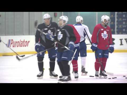 Maple Leafs meltdown off the ice
