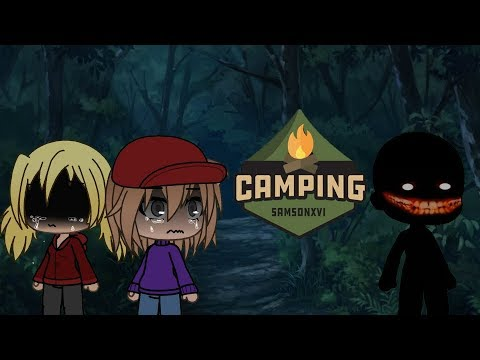 Camping    Gacha Life Horror Movie    Based On The Roblox Game   