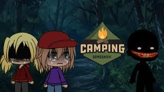 Camping || Gacha Life Horror Movie || Based on the Roblox game ||