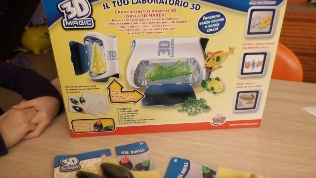 Assez 3D Maker (giochi per bambini 6+) - YouTube OT41