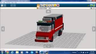 Lego Ninja Turtles 79122 Shredder's Lair Rescue - Lego Speed Build