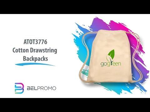 atot3776-|-wholesale-cotton-drawstring-backpacks