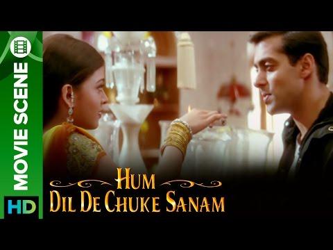 Hum Dil De Chuke Sanam   Romantic Love Scene   Salman & Aishwarya