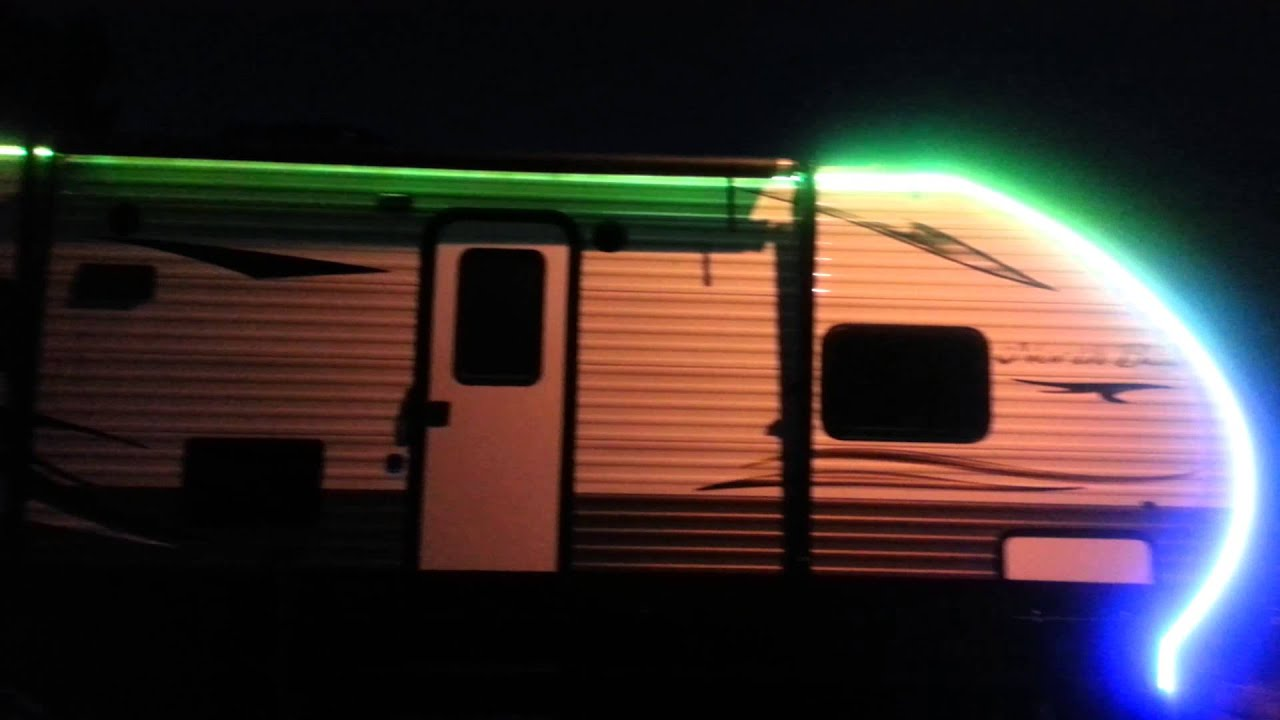 Rv led light strips youtube mozeypictures Gallery