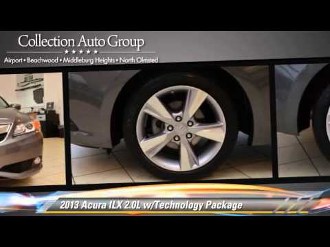 Used 2013 Acura ILX 2.0L w/Technology Package - Cleveland