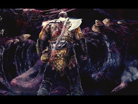God Of War PS4 - Part 21 : Muspelheim Trials Madness !