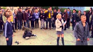 The Amazing Spider Man 2012 Movie clip Peter trys to break up fight HD.