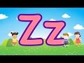 Letter Z ABC Song For Children Английский алфавит Детские песни на английском mp3