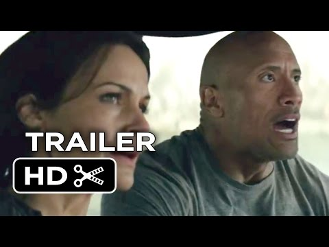 San Andreas Official Trailer #2 (2015) - Dwayne Johnson Movie HD