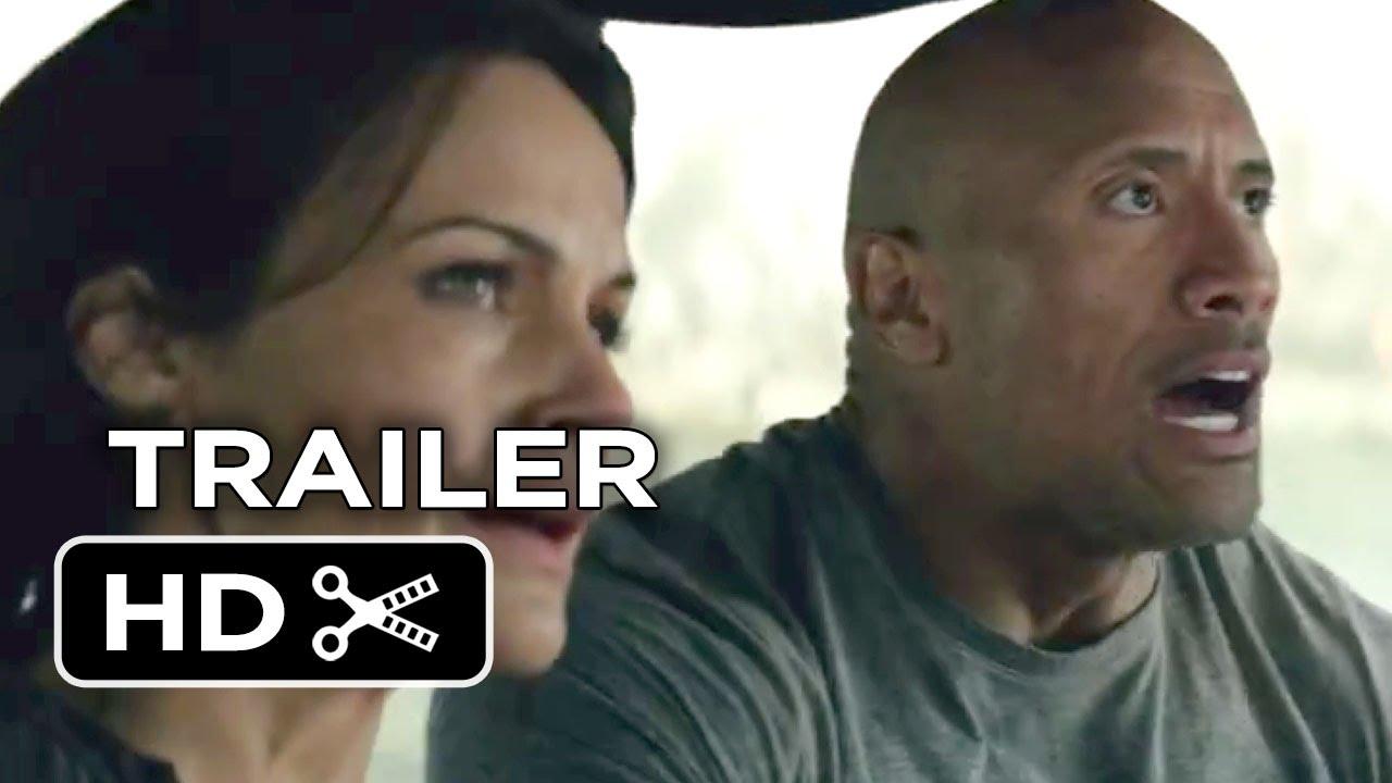 San Andreas Official Trailer #2 (2015) - Dwayne Johnson ...