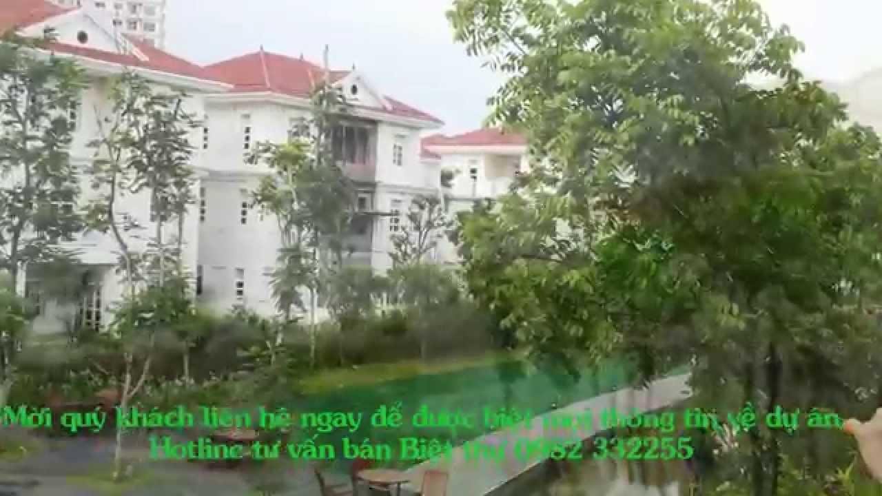 Biệt thự Splendora Bắc An Khánh, cập nhật mới nhất 2016